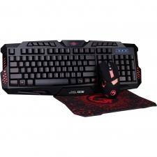 Gaming Starter Kit 3 in 1 Marvo CM350 (tastatura, mouse, mousepad)