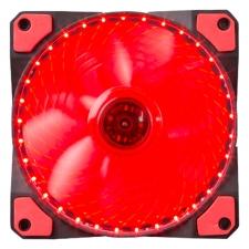 Ventilator 120 mm Marvo FN-11 red LED