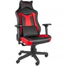 Scaun pentru gaming Genesis Nitro 790 black-red