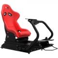 Cockpit RSEAT S1 red-black