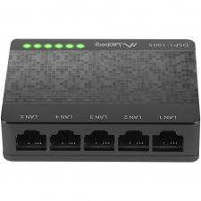 Switch Lanberg 5 porturi 1Gbps (DSP1-1005)