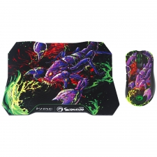 Kit mouse si mousepad Marvo M603 + G20
