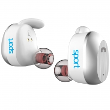 Casti wireless Hi-Fi Elari NanoPods Sport White