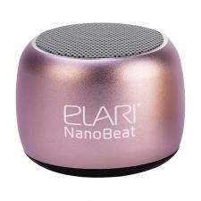 Difuzor wireless Elari NanoBeat Pink