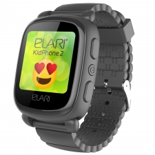 Smartwatch Elari KidPhone 2 Black