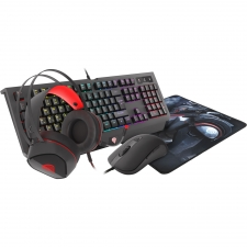 Gaming combo 4-in-1 Genesis Cobalt 330