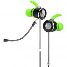 Casti in-ear HP DHE-7004 green